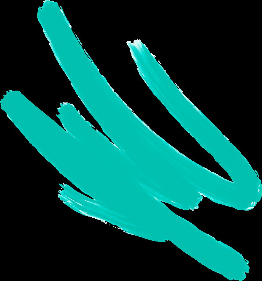 elements graphique vert